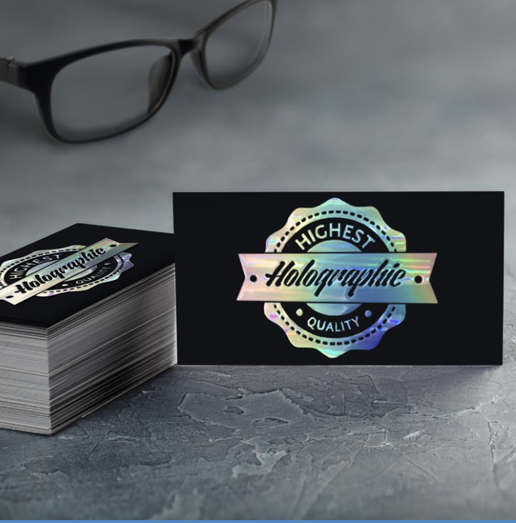 New Business Card Printing Techniques!  Take Your Cards to the Next Level.