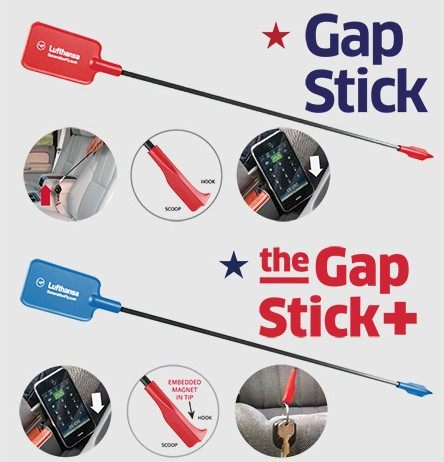 Looking For Something Different?  The Gap Stick!