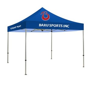Sale on Full Color Tents and Tablecloths!