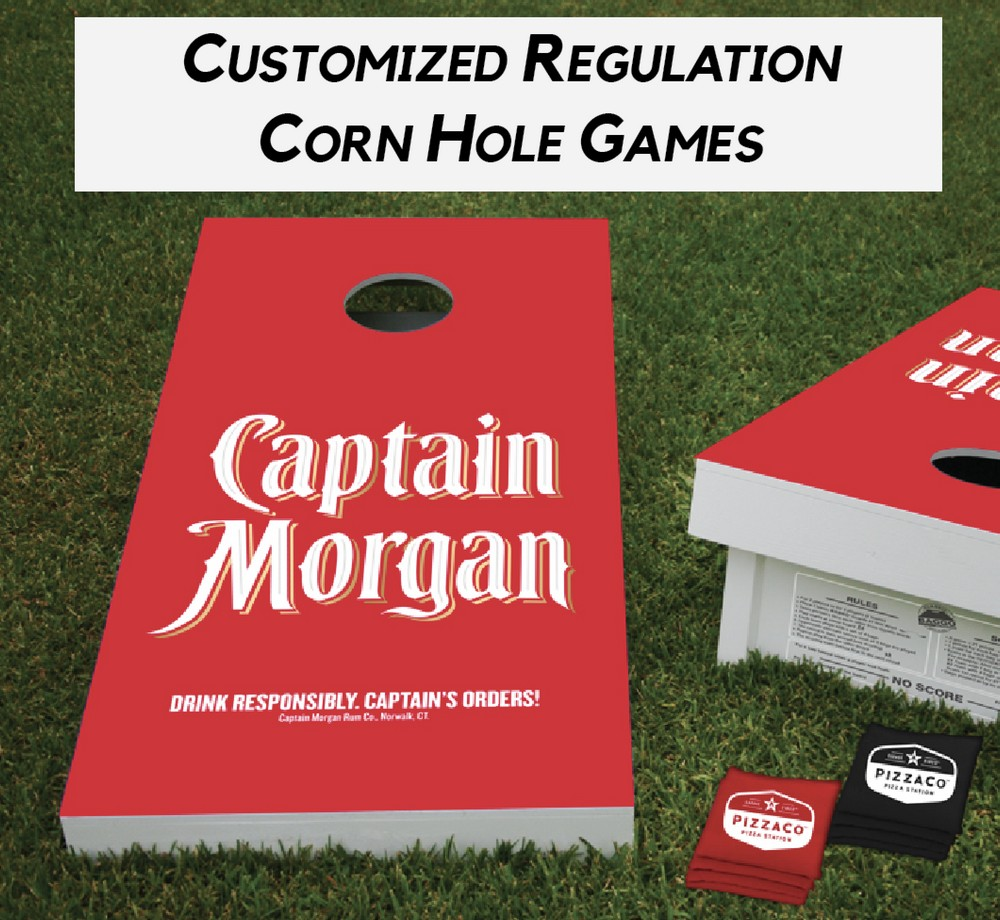 Corn Hole Games!