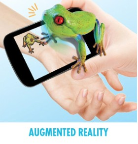 WOW! Temporary Tattoos with Augmented Reality!