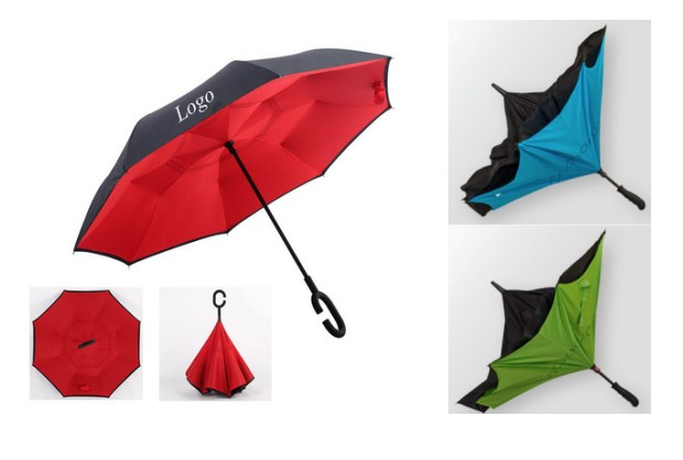 Product Spotlight: New Inverted Umbrella!