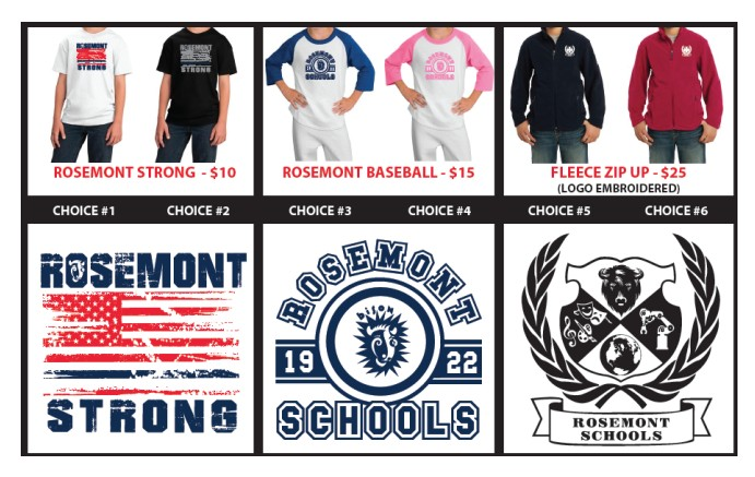 Event Spirit Wear!