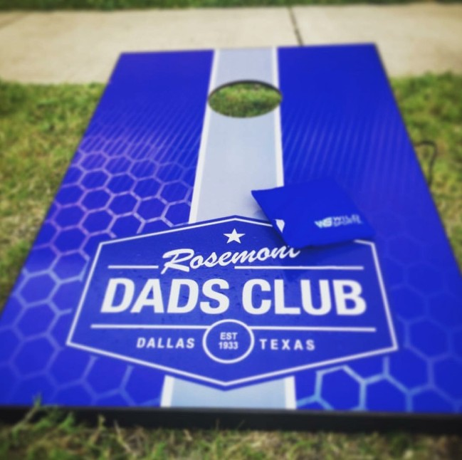 Let Us Brand Your Corn Hole Game!
